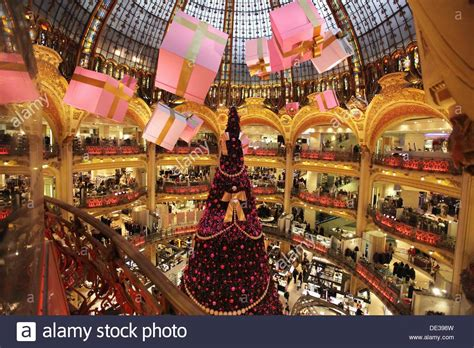 in decorations decorations in galeries lafayette department
