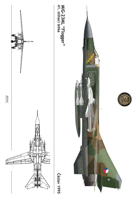 Fighter Profile 4 Murkrow mig 23 ii fighters bombers