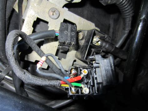 Switch Tabung Radiator Mercedes W124 auxillary fan turn on set point resistor modification mbworld org forums