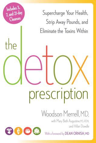 The Detox Prescription Book by The Detox Prescription Supercharge Your Health
