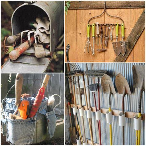 Garden Tool Organization Ideas 16 Genius Garden Tool Organization Ideas