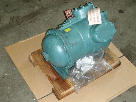 Kompresor Ac Semi Hermatic Carrier carlyle compressor 06dm8186ac0600 06dm 8186ac0600 motor
