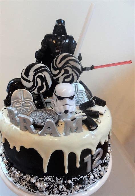 Hochzeitstorte Wars by Darth Vader Trooper Alles In Een Heerlijke