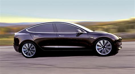 Who Is Tesla Tesla Model 3 Details Cars Will Be Rear Drive No