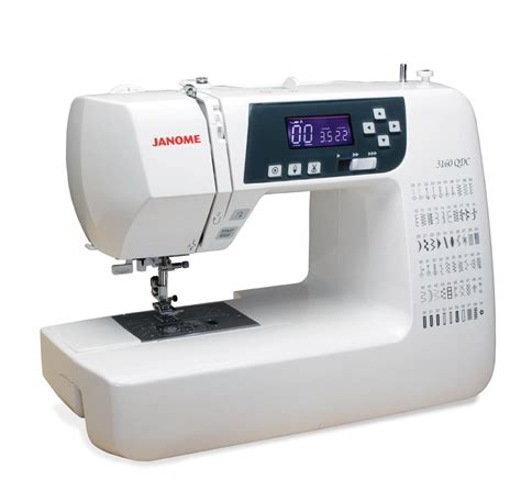 Mesin Jahit Janome 3160 Qdc janome 3160qdc computer sewing machine