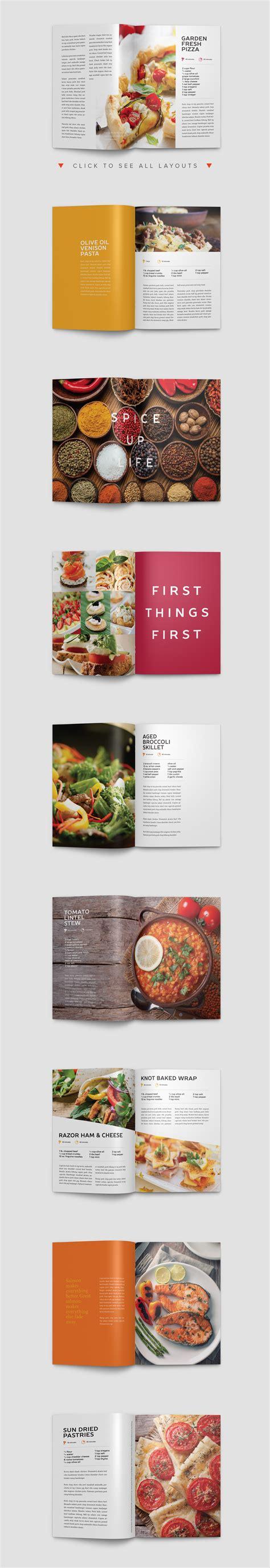 cookbook layout template cookbooktemplate previews 3 o jpg 1439226173