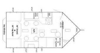 Fish House Floor Plans Gallery For Gt Ice Castle Fish House Floor Plans