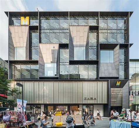 centro comercial home design plaza m plaza manifesto architecture fachadas arquitectura