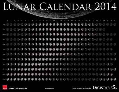 Lunar Calendar 2014 Calend 225 Lunar Online24