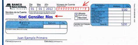 planilla banco nacional de panama 01 libre deuda de patente