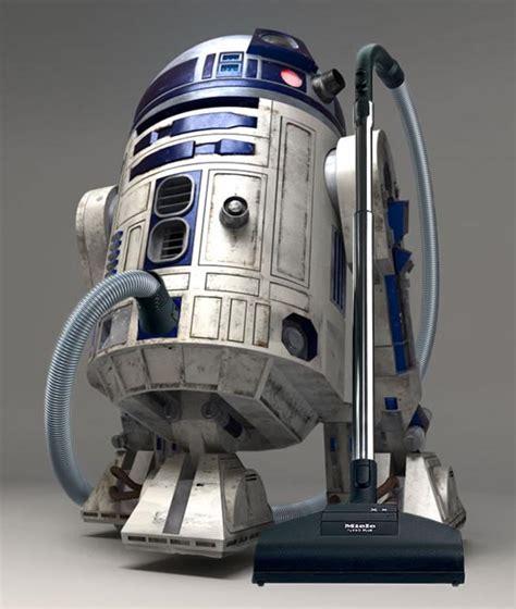 r2d2 wars r2 d2 robot vacuum cleaner gadgetsin