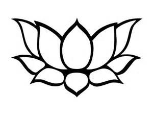 Lotus Flower Cut Out Lotus Flower Metal Sign Lotus Flower Sign