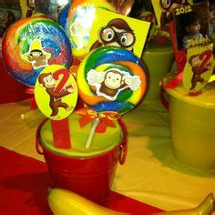 curious george party theme on pinterest curious george