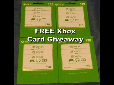 Xbox Gift Card Giveaway - xbox gift card giveaway contest round 3 youtube
