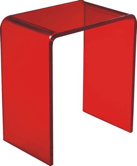 Acrylic Merah simple acrylic coffee table from china manufacturer realever enterprise limited co ltd
