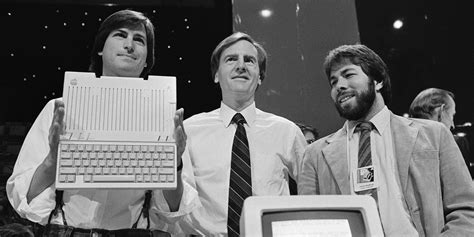 Steve Apple sculley ceo of pepsi and apple talks steve and