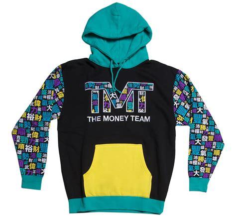Hoodie The Money Team Outerwear