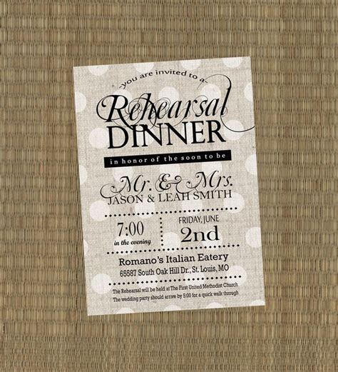 printable invitations rehearsal dinner pinterest discover and save creative ideas