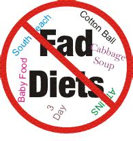 No Fad Diet by Dieting Perform For