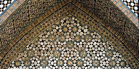 piastrelle arabe progetto polymath matematica e mosaici arabi