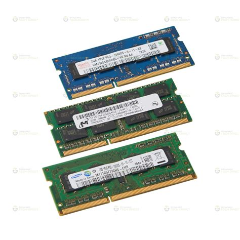Ram Laptop Sodimm Ddr 2 2 Gb Pc 6400 2gb ddr3 so dimm pc3 10600