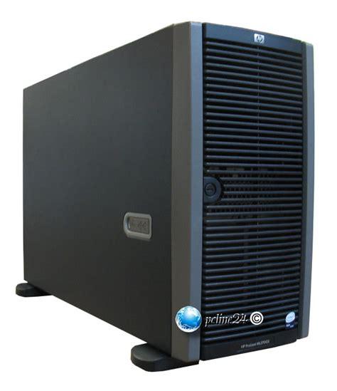 Server Hp Proliant Ml370g5 hp proliant ml370 g5 xeon dual 5140 2 33ghz 4gb 2x