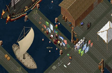 boats ultima online ultima online s making waves wing commander cic