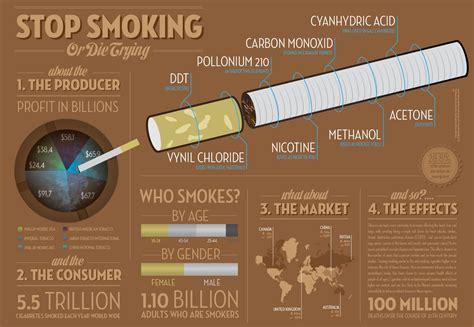 Smokin Makes Ben Quit by Perhaps This Infographic Will Make You Quit Or