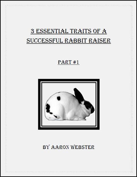 Rabbit Book Report by Free Raising Rabbits Report Usa Rabbit Breeders