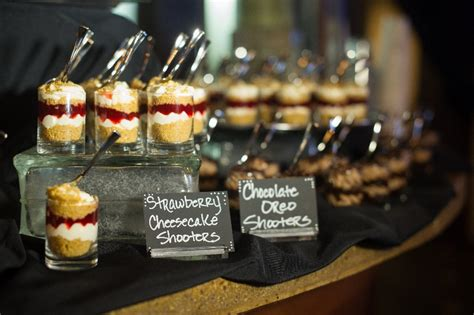 desserts for dinner kansas city catering amazing food brancato s catering