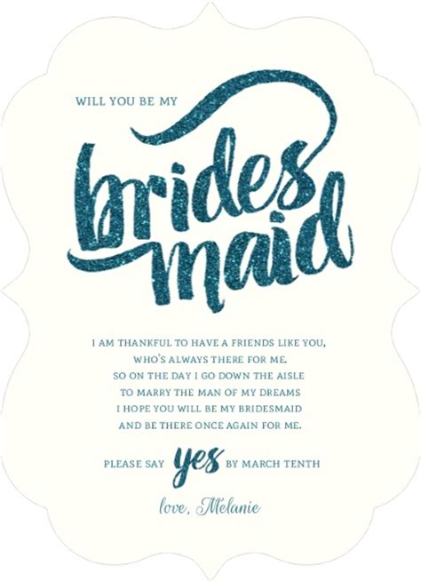 will you be my text will you be my bridesmaid ideas will you be my bridesmaid
