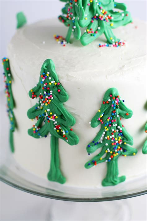 chocolate christmas tree cake mom loves baking