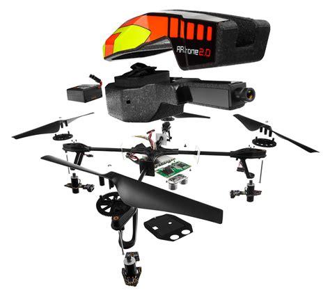 Ar Drone 2 parrot ar drone 2 0 quadricopter design engine