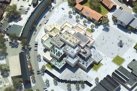 big lego house big unveils plans for denmark s new lego house museum the lego experience big