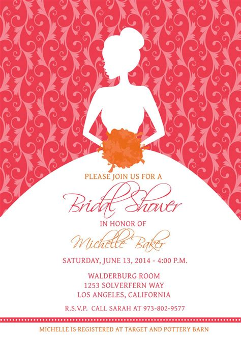 free powerpoint invitation templates bridal shower invitations bridal shower invitation