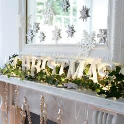 50 christmas mantle decoration ideas