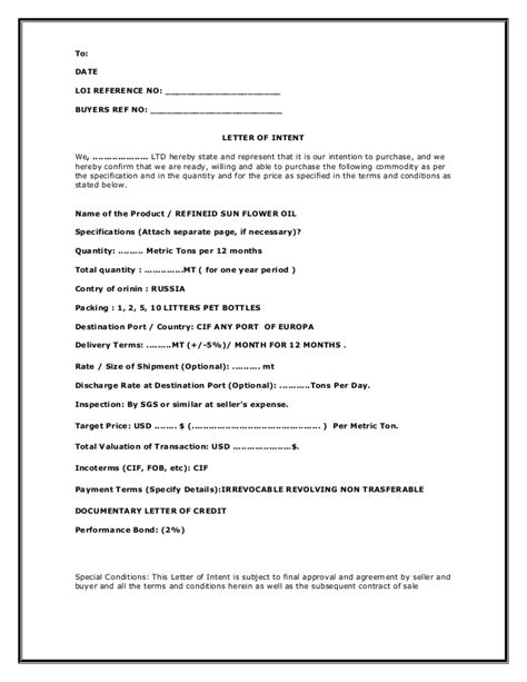 Letter Of Intent House Purchase Letter Of Intent Real Estate Purchase Stonewall Services