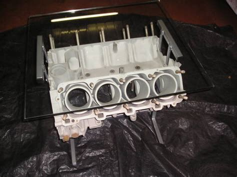 porsche 928 s2 v8 engine block table for sale on car and