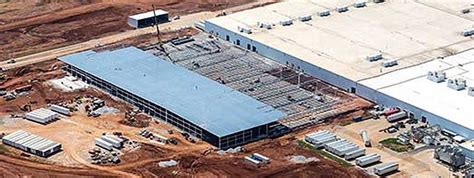 Toyota Manufacturing Huntsville Al Toyota Motors Manufacturing Facility Phase 5