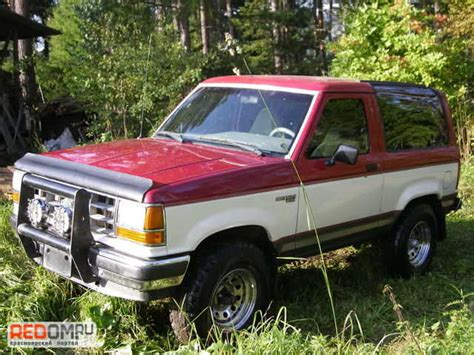 free car manuals to download 1989 ford bronco ii electronic throttle control 1989 ford bronco ii manual