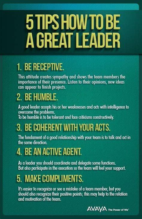 good team leaders ideal vistalist co