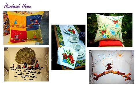 The Handmade Home - handmade home decoration and accessories handmade