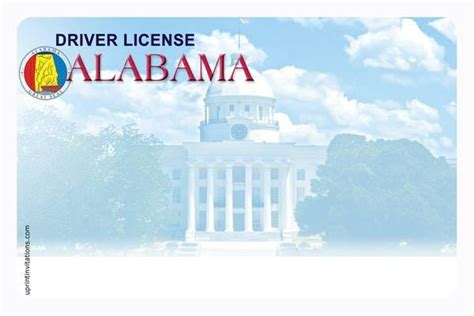 alabama id card template bentley to some driver s license offices saban on
