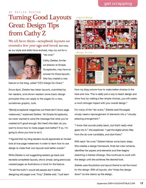 good layout features my scrappy life dst feature turning good layouts great