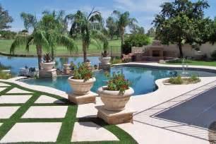 Backyard Pools Az Pictures For Unique Custom Pools Llc In Scottsdale Az 85254