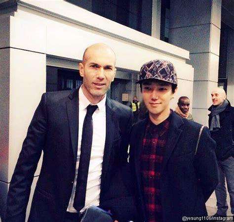 Lu Tidur Real Madrid Bola rayakan zidane jadi pelatih real madrid yesung suju pamer