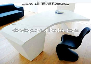 stylish curved minimalist desk digsdigs simple office desk curved office furniture modern white