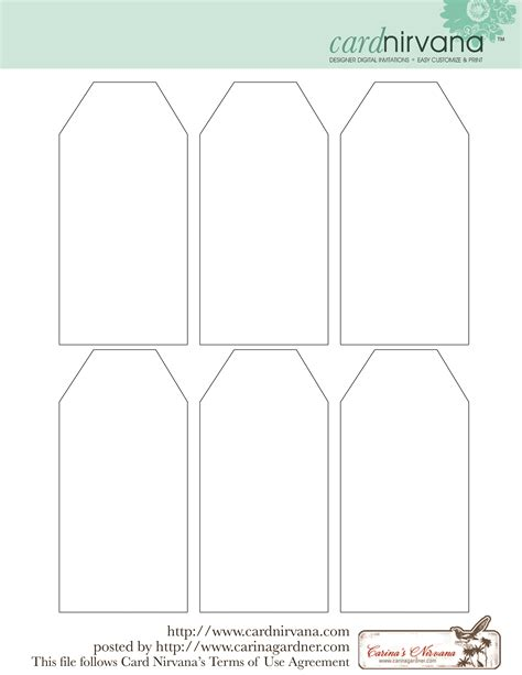 template for price tags 6 best images of free printable price tags templates