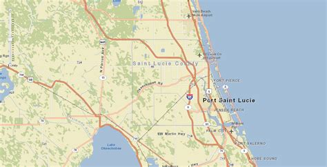 map of port st florida buildable land for sale in port st florida city