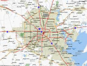 map of houston tx